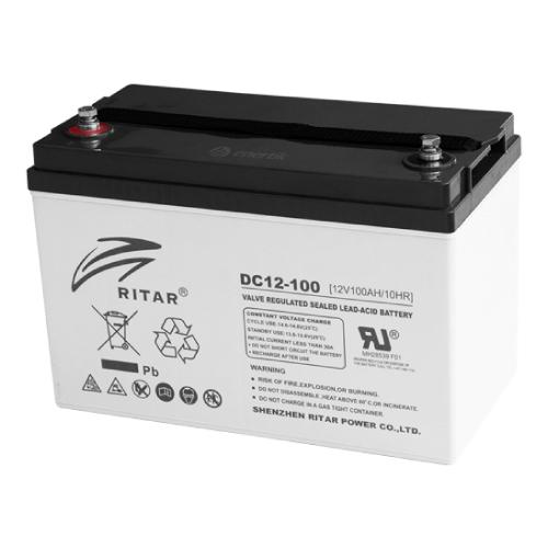 Batería de ciclo profundo Ritar DC12100