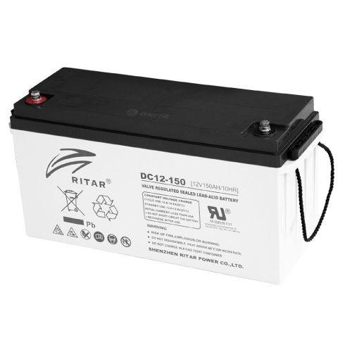 Batería de ciclo profundo Ritar DC12150