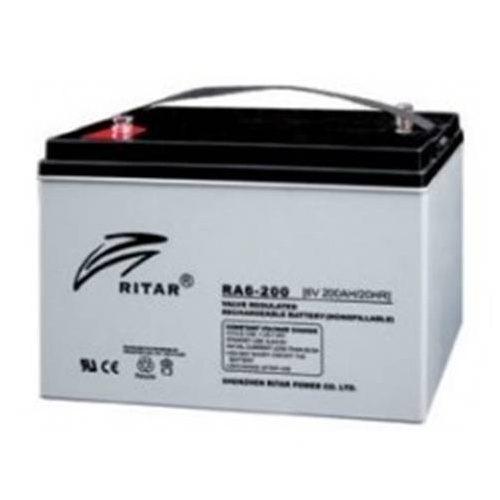 Batería de ciclo profundo Ritar DC6200