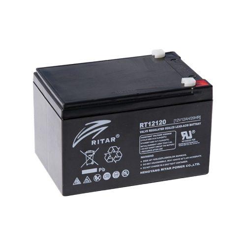 Batería de ciclo profundo RITAR RT12120 12V