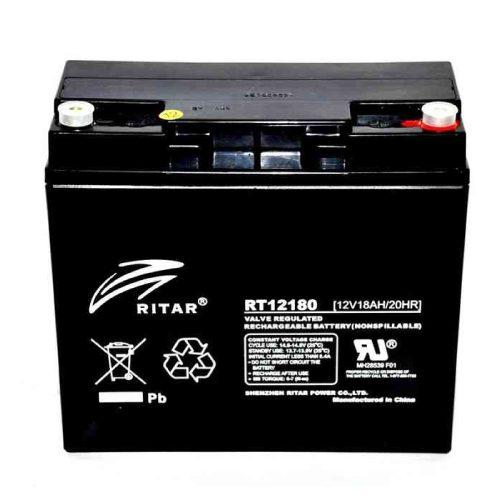 Batería de ciclo profundo RITAR RT12180