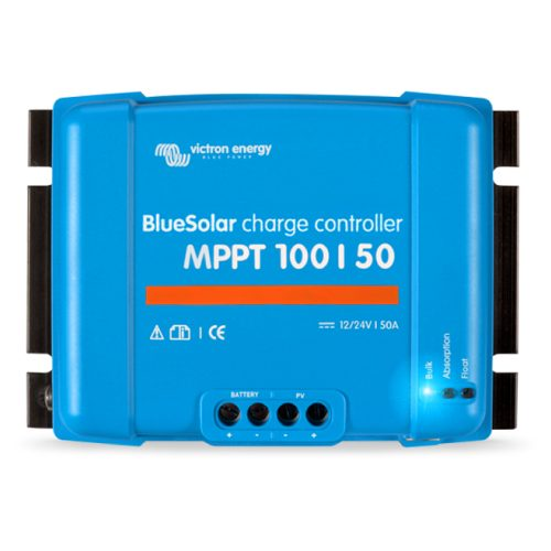 Regulador de voltaje Bluesolar 100 50