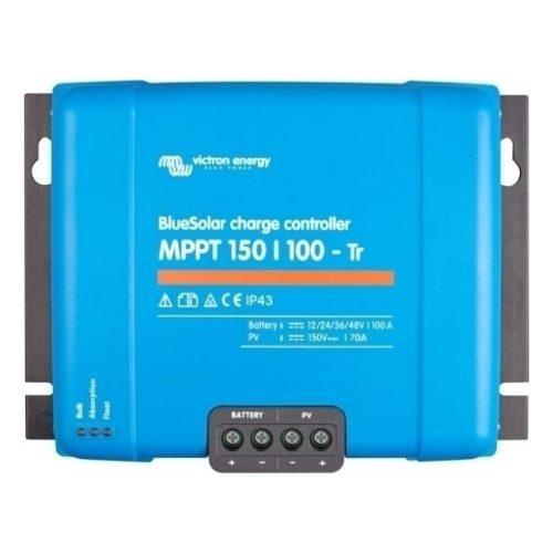 Regulador de voltaje Bluesolar 150 100
