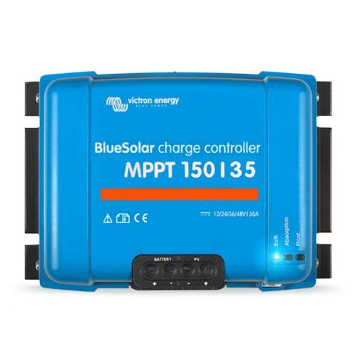 Regulador de voltaje Bluesolar 150 35
