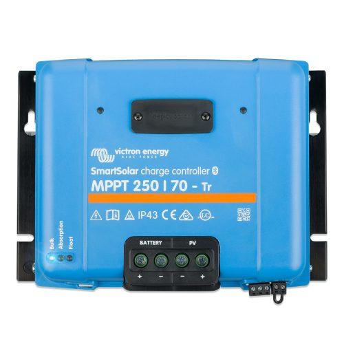 Regulador de voltaje Bluesolar 250 70