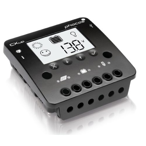 Regulador de voltaje Cxup 40A