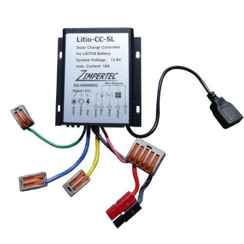 Regulador de voltaje Zimpertec