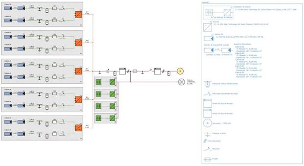 Diagramas de circuitos electrónicos