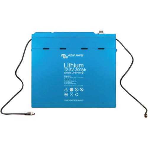 Baterías de fosfato de hierro y litio LFP Smart 12,8/50 Renova
