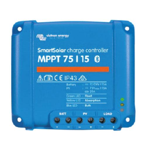 Regulador de Voltaje Victron Energy SmartSolar MPPT 75/15