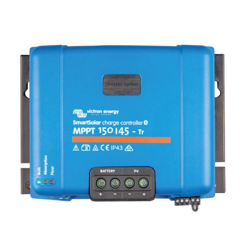 Regulador de voltaje Victron Energy SmartSolar MPPT 150/45 con conexión de tornillo o FV MC4