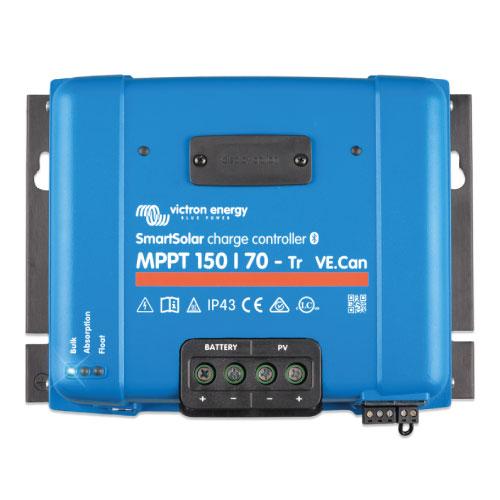 Victron Energy SmartSolar MPPT 150/70 con interfaz VE.Can