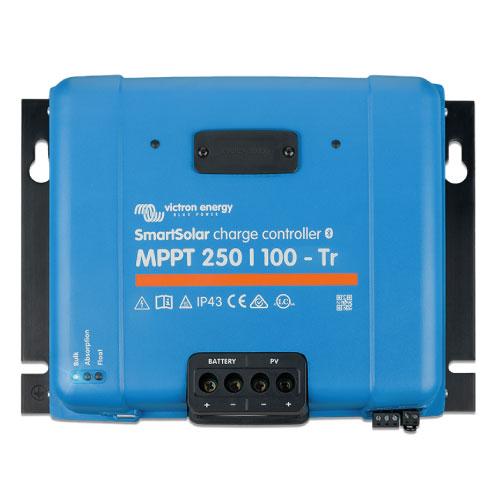 Regulador de Voltaje Victron Energy SmartSolar MPPT 250/100 con conexión de tornillo o FV MC4