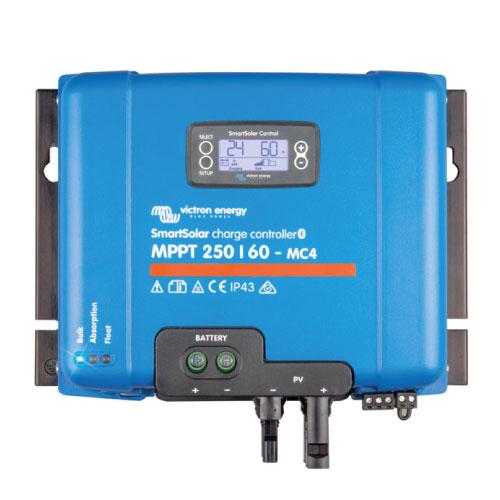 Regulador de Voltaje Victron Energy SmartSolar MPPT 250/60