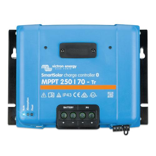 Regulador de Voltaje Victron Energy SmartSolar MPPT 250/70 con conexión de tornillo o FV MC4